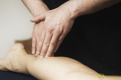 Marmapunkt Massage